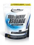 IronMaxx 100% Whey Isolate Zero Vanille 2000g