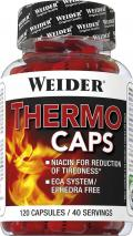 Weider Thermo Caps Fatburner 120 Kapseln