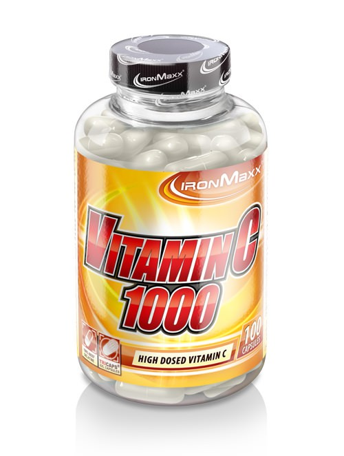 ironmaxx vitamin c 1000 100 tricaps kaufen. Black Bedroom Furniture Sets. Home Design Ideas